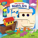 Paint Your Own Noah's Ark - ABCatholic
