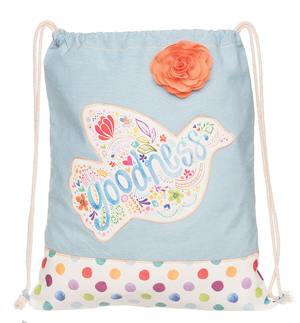 *(Goodness) Drawstring Bag*