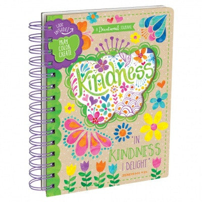In Kindness I Delight Devotional Journal - ABCatholic