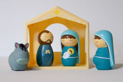 The Holy Family Nativity Playset
