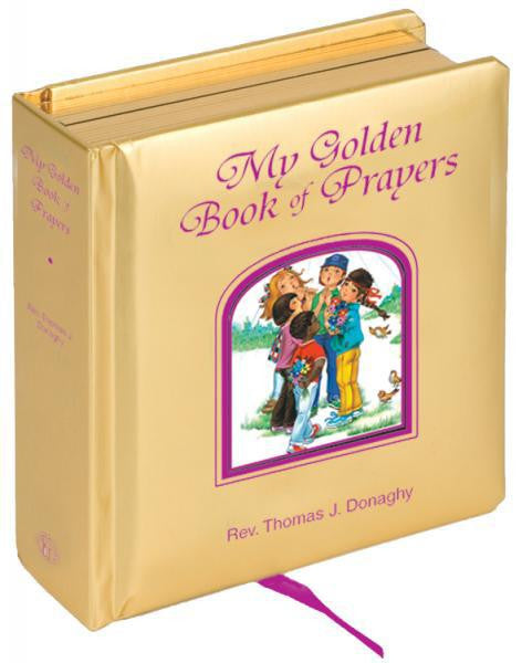 My Golden Book of Prayers - ABCatholic