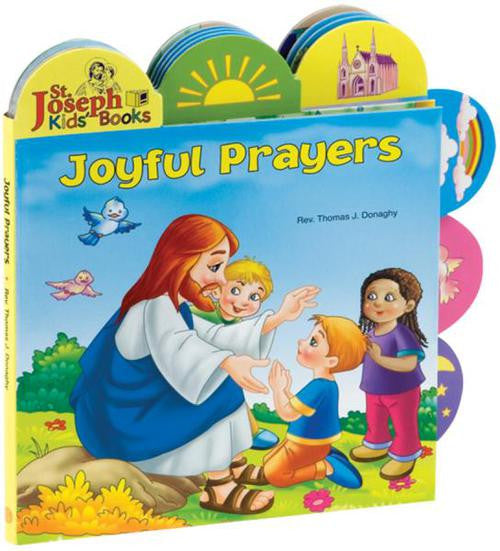 St. Joseph Kids Books (Joyful Prayers) - ABCatholic