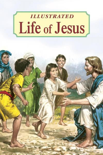 Illustrated Life of Jesus - ABCatholic