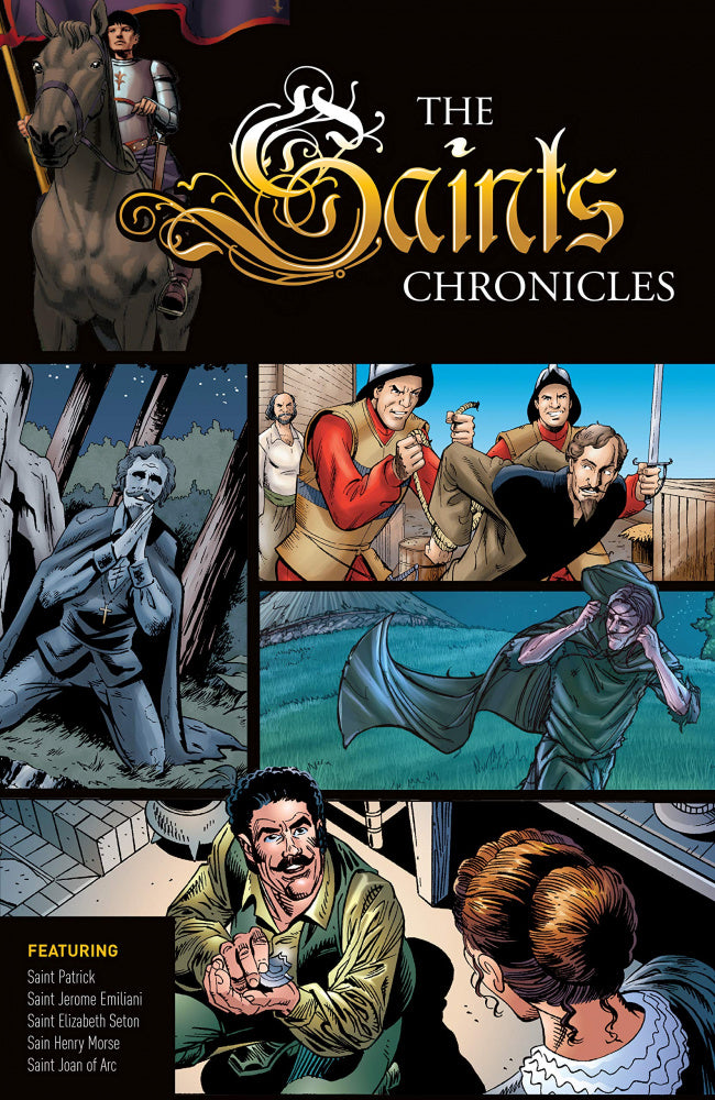 The Saints Chronicles: Collection 1 - ABCatholic