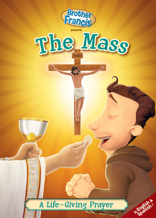 Brother Francis DVD - Ep.06: The Holy Mass - ABCatholic