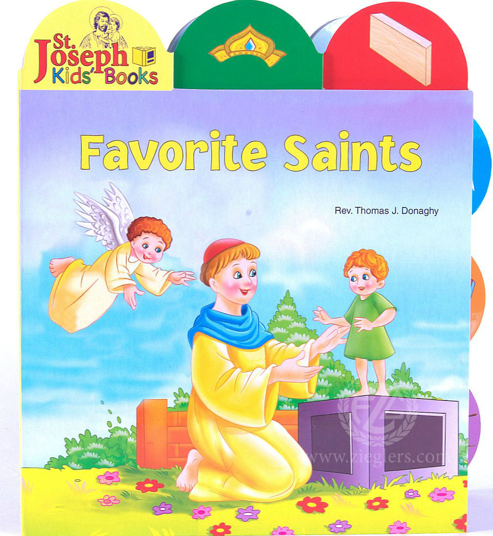 St. Joseph Kids Books (Favorite Saints) - ABCatholic