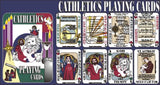 Cathletics Playing Cards - ABCatholic
