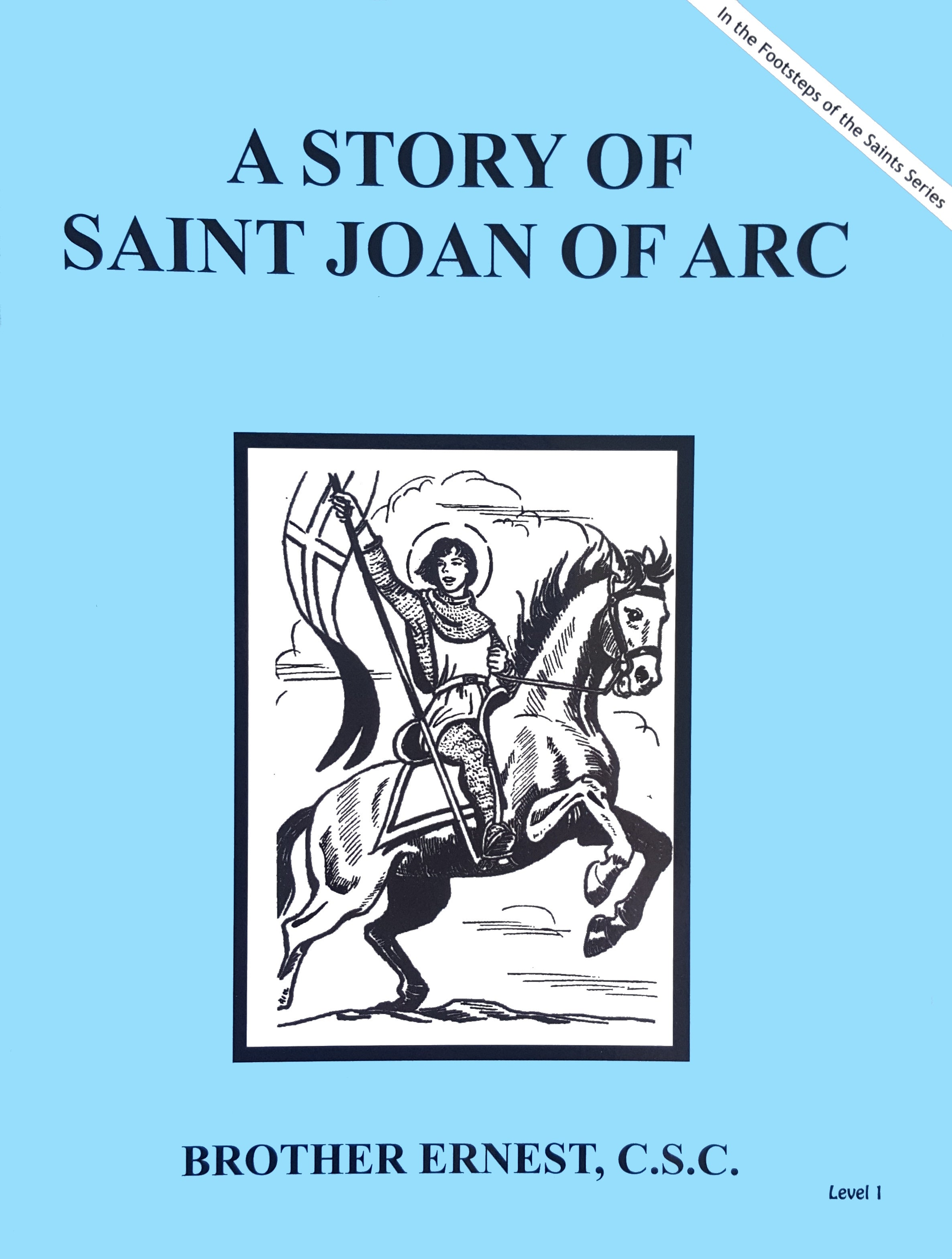 The Story Of Saint Joan Of Arc - ABCatholic