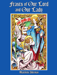 Feasts of Our Lord and Our Lady Coloring Book - ABCatholic
