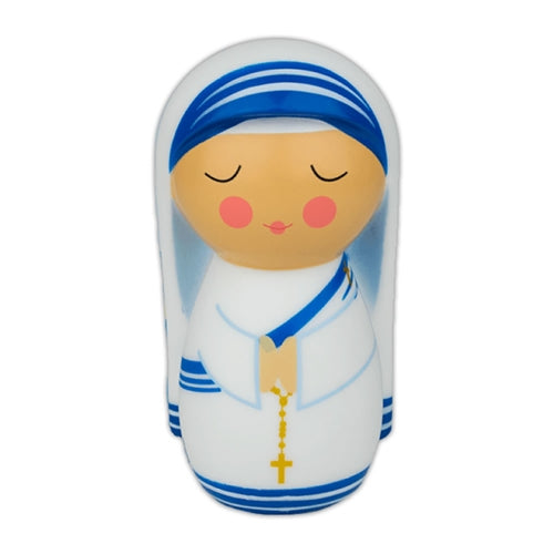 Saint Mother Teresa of Calcutta Shining Light Doll - ABCatholic