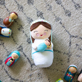 "Mother Mary Plush Doll (10"") - ABCatholic"