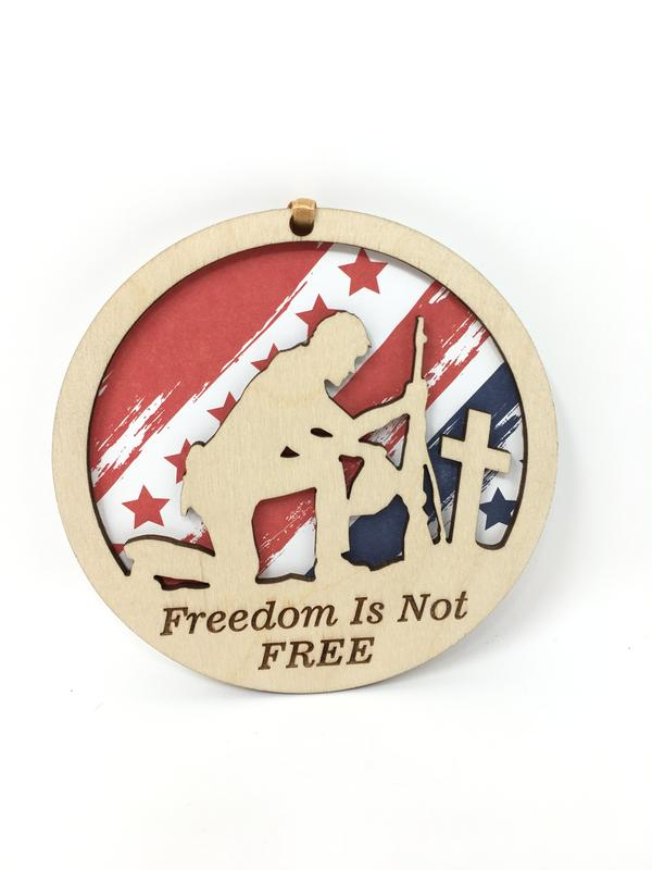 Freedom Ornament