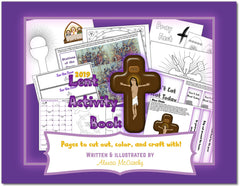 2019 Lent Activity Book - ABCatholic