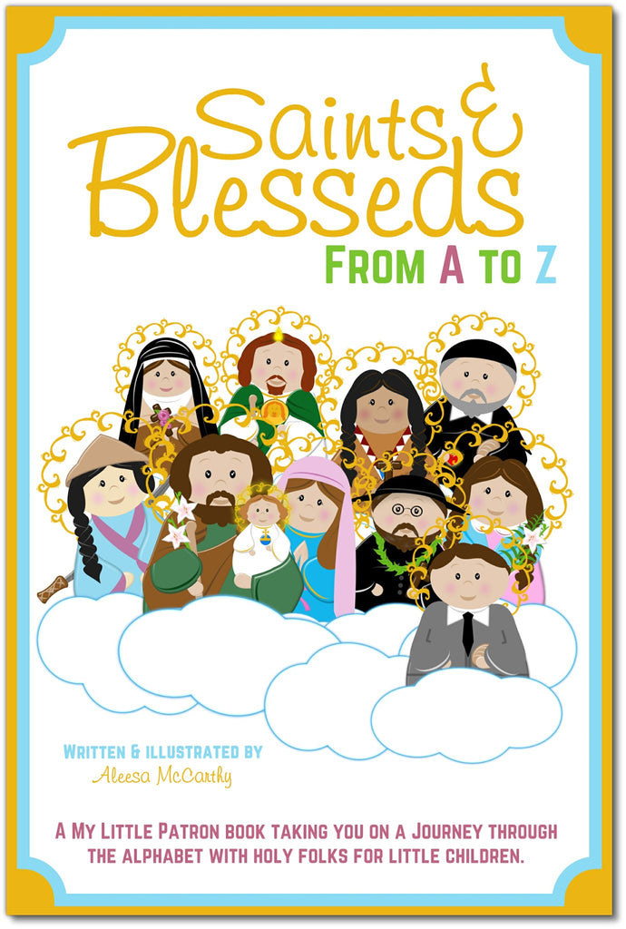 Saints & Blesseds (From A To Z)