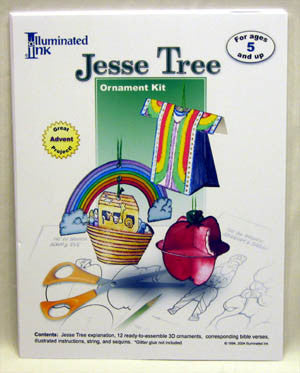 Jesse Tree Ornament Kit