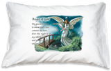 Prayer Pillowcase - Guardian Angel - ABCatholic