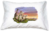 Prayer Pillowcase - Good Shepherd: Our Father - ABCatholic