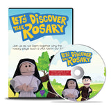 *Let's Discover The Rosary* (DVD) - ABCatholic