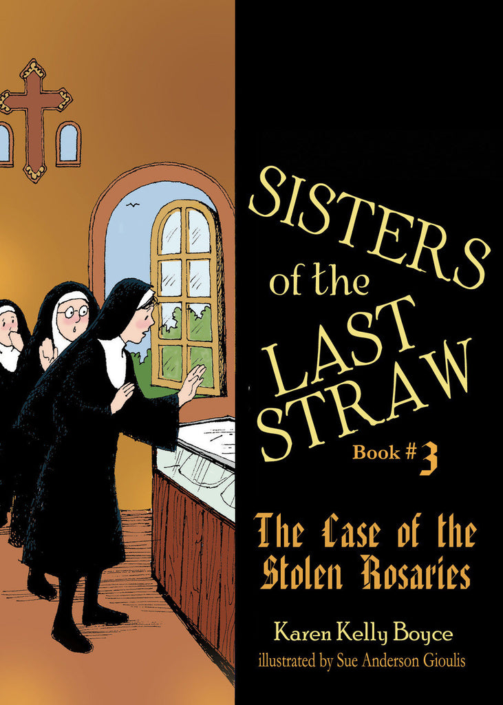 Sisters of the Last Straw (Book 3)