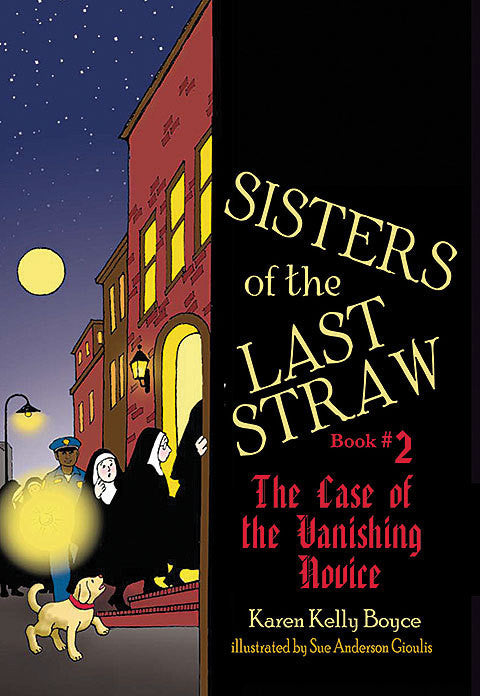 Sisters of the Last Straw (Book 2)