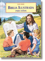 Biblia Ilustrada para Ninos (Illustrated Children's Bible) - ABCatholic