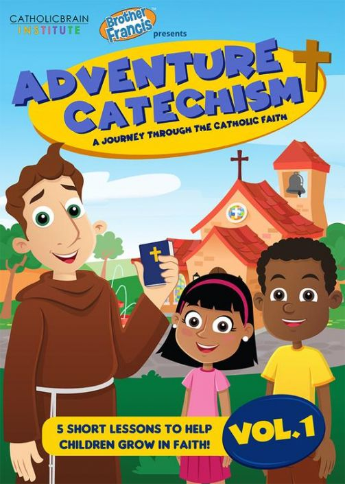 Adventure Catechism Vol.1