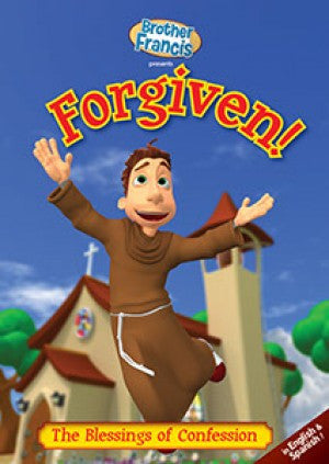 Brother Francis DVD : Forgiven