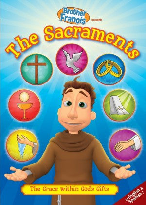 Brother Francis DVD : The Sacraments