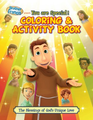 Brother Francis Coloring Book - Ep.15: You Are Special - ABCatholic