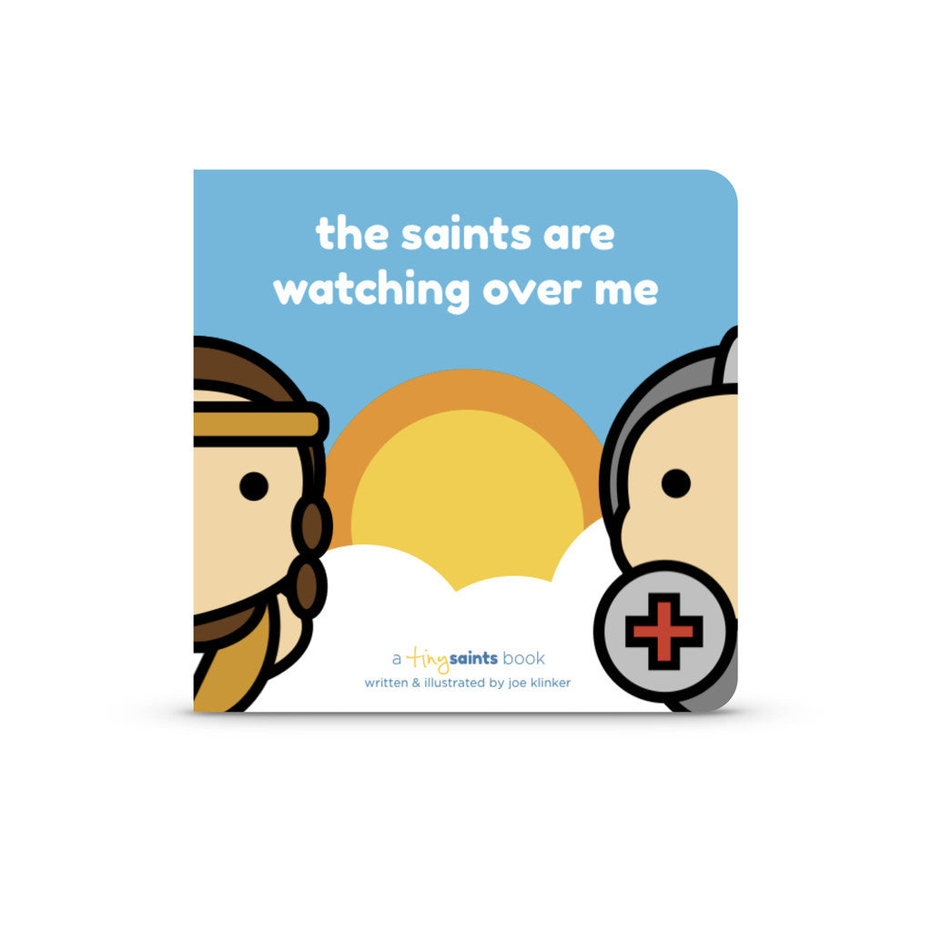The Saints Are Watching Over Me (Children's Book) - ABCatholic