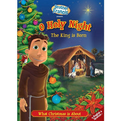 Brother Francis DVD : O Holy Night: The King is Born - ABCatholic