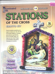 *Stations of the Cross (Grotto Kit)* - ABCatholic