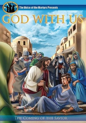 God With Us - DVD - ABCatholic