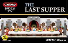 Lego Last Supper Set