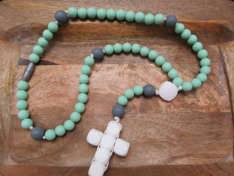 Mint (Teething Rosary) - ABCatholic
