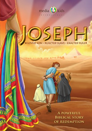Joseph: Beloved Son - Rejected Slave - Exalted Ruler - ABCatholic