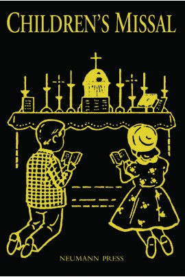 Latin Mass Children's Missal (Black)
