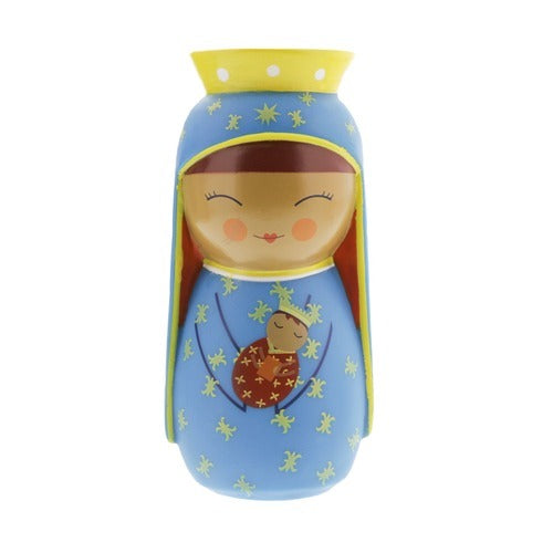 Our Lady of Czestochowa Shining Light Doll - ABCatholic