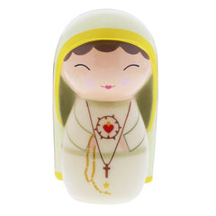 Our Lady of Fatima Shining Light Doll - ABCatholic