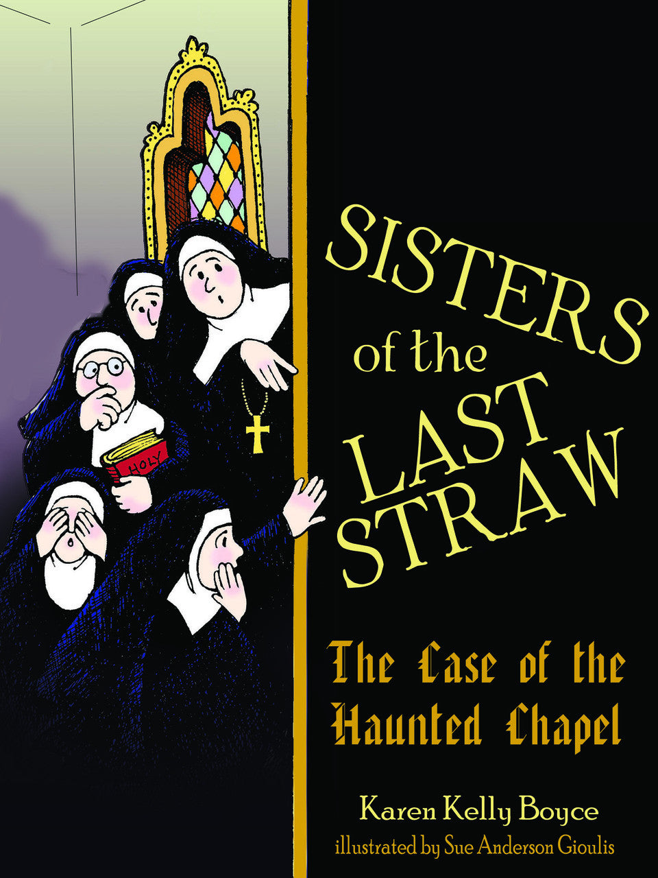 Sisters of the Last Straw (Book 1) - ABCatholic