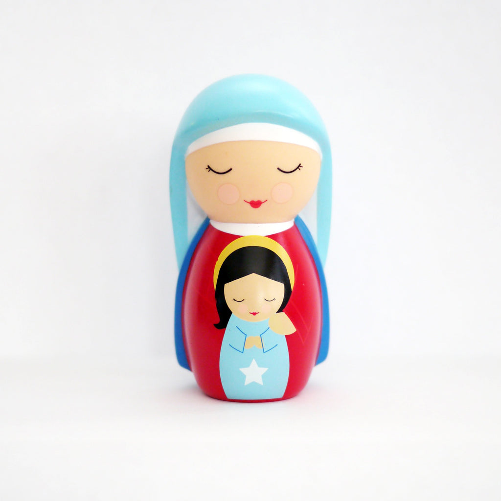 Saint Anne Shining Light Doll