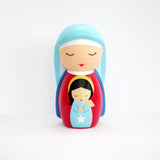 Saint Anne Shining Light Doll - ABCatholic