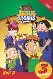 The Jesus Stories DVD - Vol. 2 - ABCatholic