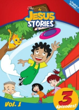 The Jesus Stories DVD - Vol. 1
