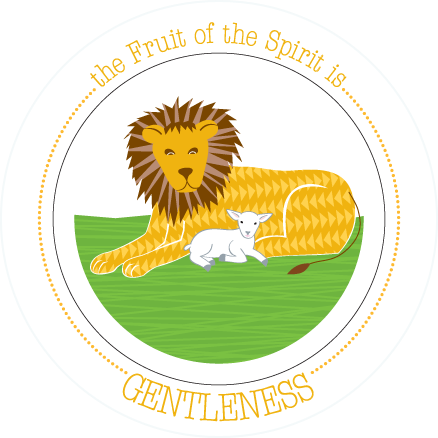 Fruit-Full Plate: Gentleness Plate
