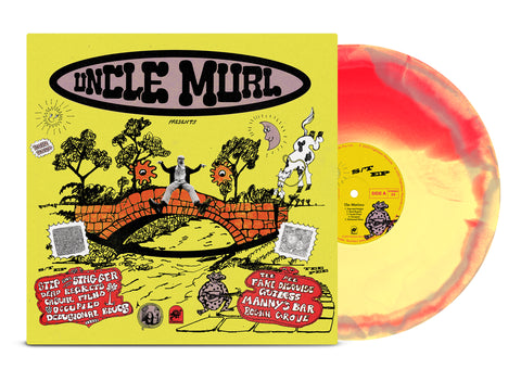 Uncle Murl Presents: The Murlocs - S/T EP & TEE PEE EP (Bogan Grove Limited Edition PRE~ORDER)