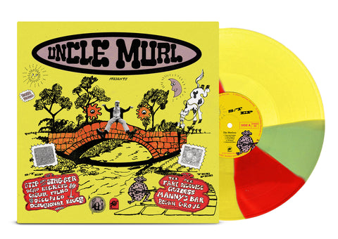 Uncle Murl Presents: The Murlocs - S/T EP & TEE PEE EP (Step and Stagger Limited Edition PRE~ORDER)