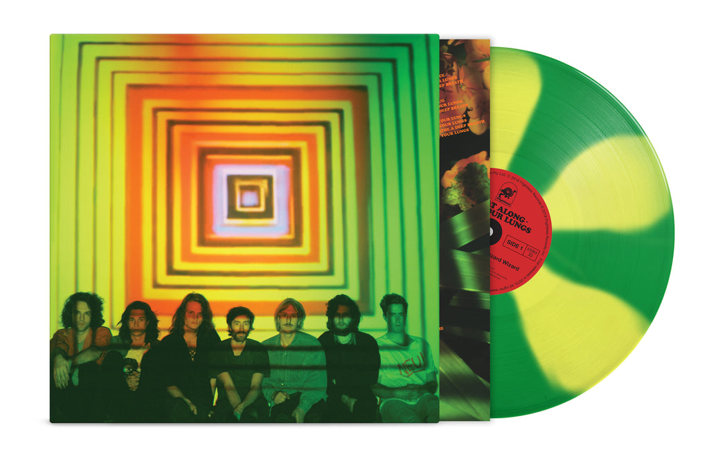 King Gizzard & The Lizard Wizard - Float Along - Fill Your Lungs (Limited Edition Reissue PRE-ORDER)***Includes immediate MP3 album download