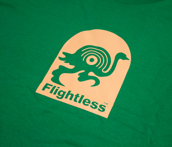 Flightless Records - Logo T-Shirt Melon