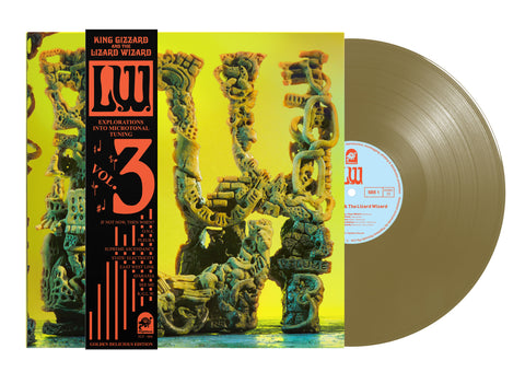 King Gizzard & The Lizard Wizard - 'L.W.' (Golden Delicious Limited Edition PRE~ORDER)